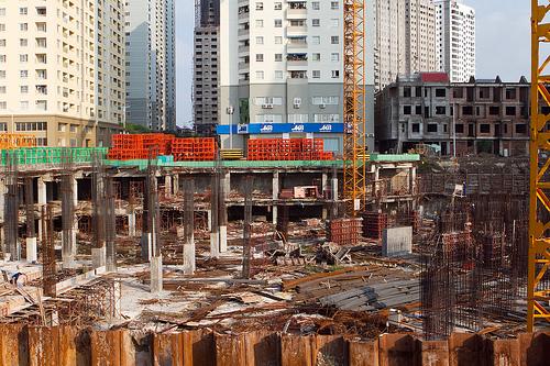 Hà Nội: Lập 3 đoàn kiểm tra các dự án BĐS nợ thuế đất