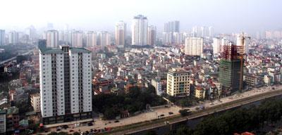 Thị trường bất động sản: Chưa qua cơn