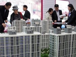 Bất động sản tại Trung Quốc đang bắt đầu tụt dốc