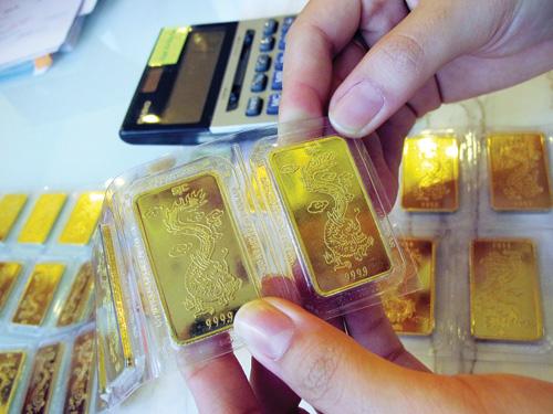 Giao dịch bằng vàng sẽ bị tịch thu