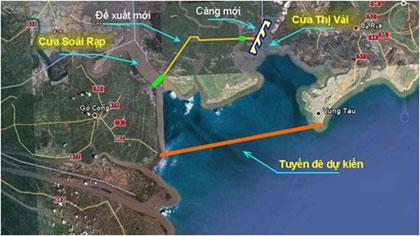 Siêu dự án ngăn biển