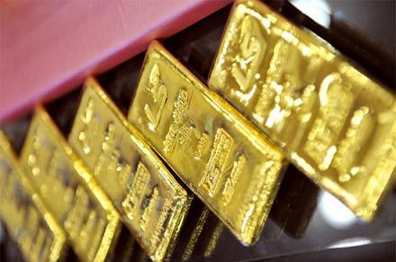 Đầu năm, nhiều người mua vàng lấy may