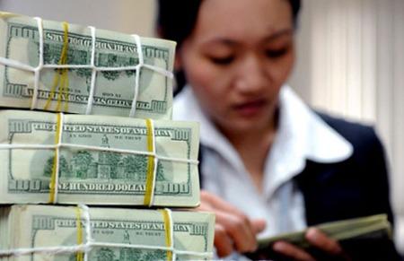 Ngân hàng Nhà nước đang mua vào ngoại tệ?