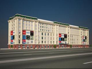 Sắp khai trương Trung tâm thương mại Dragon Vĩnh Trung