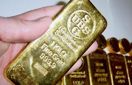 Giá vàng có thể giảm sâu đầu năm 2012