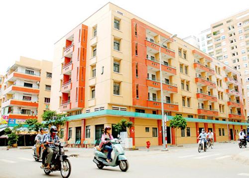 Yêu cầu Bộ Xây dựng nghiên cứu đề xuất giảm 40% giá nhà thu nhập thấp