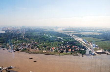 Đầu tư xây dựng Khu đô thị mới Thủ Thiêm: Không thể nóng vội