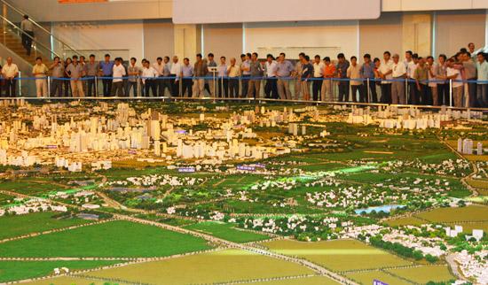 Hà Nội 'thả phanh' cho 240 đồ án với quy mô 9.502 ha
