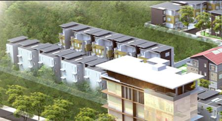 Sài Gòn West Villas