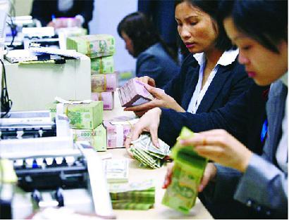 Ngân hàng Nhà nước bơm vốn: Giá trái phiếu tăng trở lại