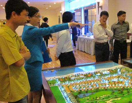 Bất động sản giảm giá, cơ hội lớn cho người mua