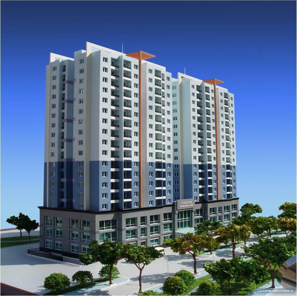 Mở bán căn hộ Phát Tài với giá từ 11 triệu đồng/m2