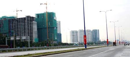 Giải mã 'sức nóng' bất động sản 'phố Đông' Sài Gòn