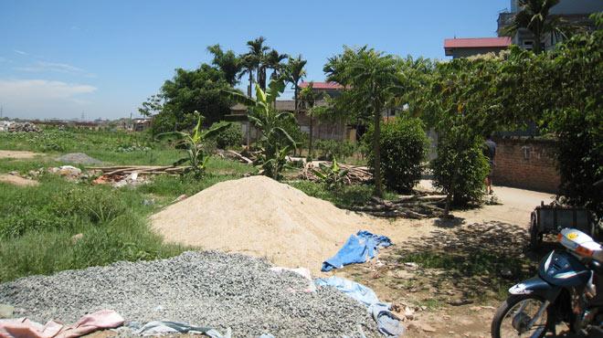 Hàng loạt dự án triệu USD tại Dương Nội sẽ bị