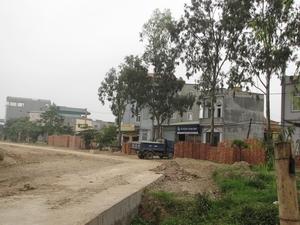 Hà Nội: Đất dự án rẻ hơn đất thổ cư