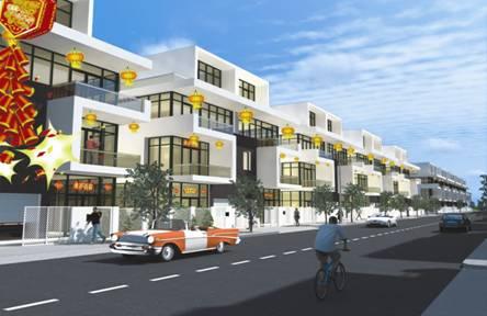 Mở bán dự án dành cho người Hoa tại Thành phố mới Bình Dương