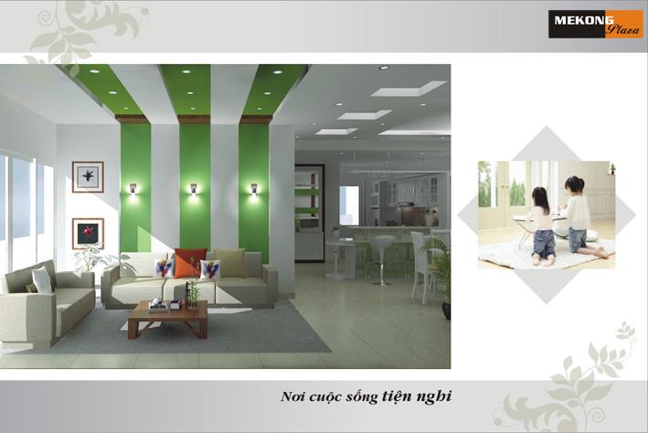 mekong2 Tổng quan và quy mô Mekong Plaza: Giá trị khẳng định đẳng cấp