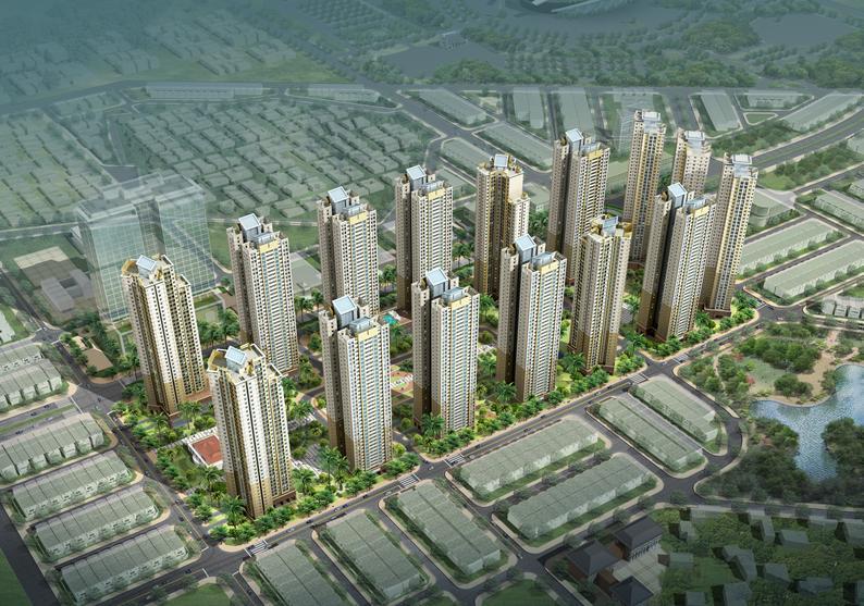 tongtheCleve Tổng quan và quy mô khu tổ hợp chung cư Cleve: Ngôi sao rực sáng trong lòng thủ đô