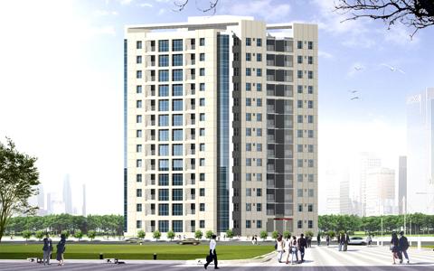 Chung cư Khánh Hội 3: Cửa ngõ các quận trung tâm Thành phố