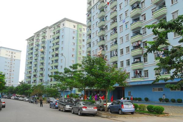 Bất động sản Hà Nội: Chung cư lại có giá