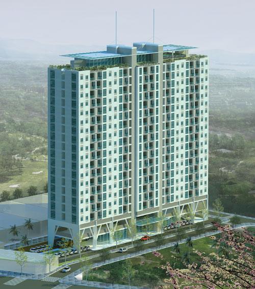 hoasen Tổng quan và quy mô Hoa Sen Apartment: Căn hộ trung tâm quận 11