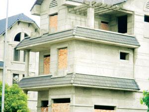 Nhà hoang (Bài 1): KDC Khang An - Giấc mơ dang dở