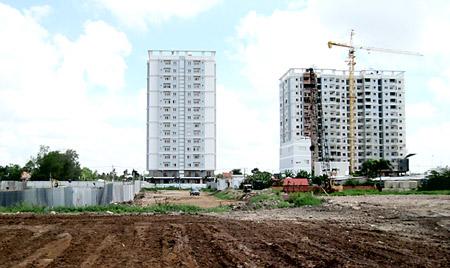 Chậm hoàn thành dự án khu nhà ở tái định cư Thủ Đức - Lý do không đâu