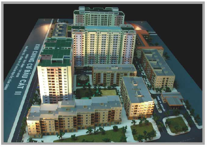 Mở bán căn hộ chung cư A – Bào Cát II với giá từ 15 triệu đồng/m2