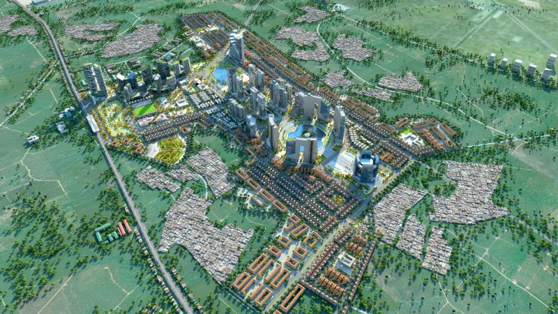 Phê duyệt quy hoạch Trung tâm hành chính – chính trị tỉnh Bình Định
