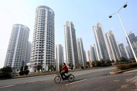 Trung Quốc sắp vỡ tan 'bong bóng nhà đất'?