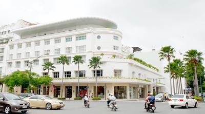 Tăng tốc đầu tư khách sạn cao cấp