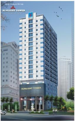 Mở bán đợt 1 căn hộ Sunlight Tower với giá từ 20,45 triệu đồng/m2