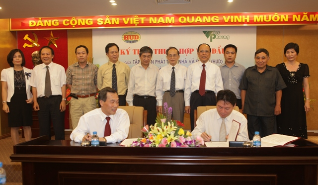 HUD: Thỏa thuận hợp tác đầu tư KTĐ Thạt Luổng - Lào