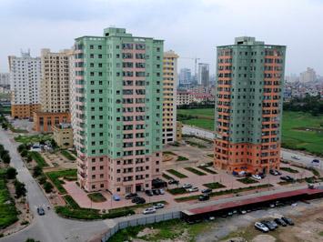 Hà Nội: Triển khai 11 dự án nhà ở cho người thu nhập thấp