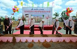 Khởi công dự án khu dân cư đường Nguyễn Văn Trỗi - Đà Lạt