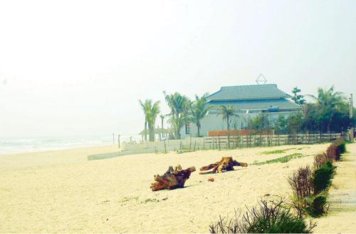 Miền Trung: Xây resort tàn phá rừng phòng hộ