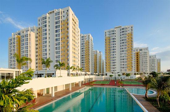 FDI vào bất động sản Việt Nam thấp nhất trong 5 năm