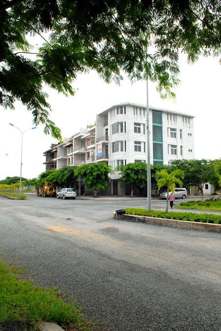 Khu đô thị sinh thái ngay trung tâm huyện Bến Lức