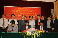 CafeLand – Công ty Cổ phần Sông Đà Thăng Long vừa ký kết hợp đồng thi công móng tầng hầm công trình khu nhà A của trụ sở Bộ Ngoại giao mới với tổng giá trị gói thầu là 219,436 tỷ đồng, thời gian thi công 210 ngày.