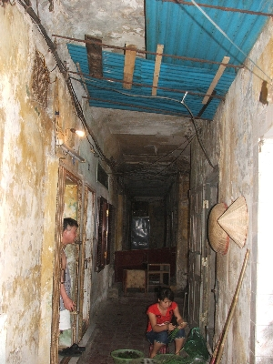 Tắc cải tạo chung cư cũ
