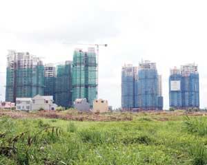 Nhiều dự án căn hộ ở TP.HCM: Sẽ chậm bàn giao