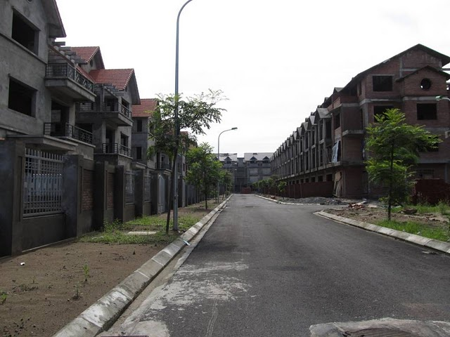 Hà Nội: Nhiều dự án chậm tiến độ giao nhà