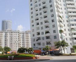 Giá căn hộ chung cư vẫn tiếp tục giảm