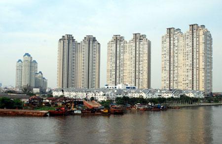 TP HCM: Giá căn hộ chung cư đã chạm đáy?