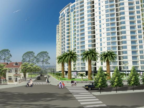 Giá thuê căn hộ dịch vụ hạng A tại TP.HCM giảm nhẹ