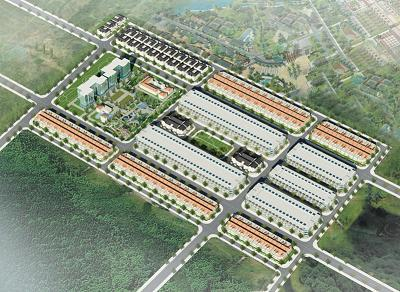 Mở bán dự án Khu dân cư Phú Tín với giá từ 2,7 triệu đồng/m2