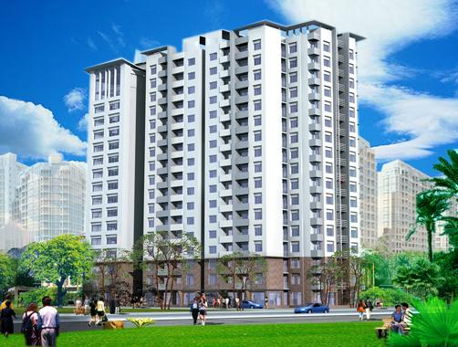 Chào bán căn hộ An Gia với giá 13,8 triệu đồng/m2