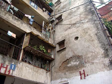 Hà Nội: Cải tạo chung cư cũ - vênh giữa lợi ích và qui hoạch