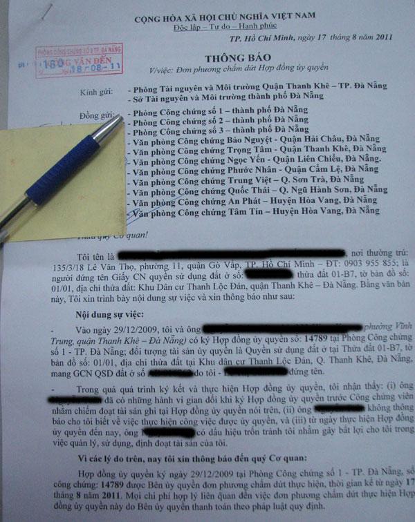 """Giao dịch bất động sản thông qua hợp đồng ủy quyền: """"Độc chiêu"""" né thuế"""