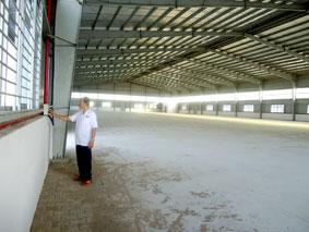 Nhà xưởng cho thuê: Hướng làm ăn mới